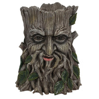 Green Man Plant Pot Image