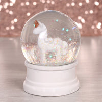 Unicorn Water Globe Image
