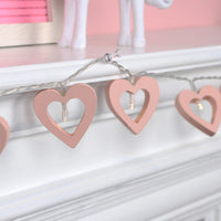 Heart LED String Lights Image