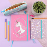 Large Unicorn Notebook Image