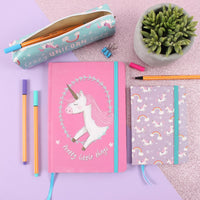 Small Unicorn Notebook Image