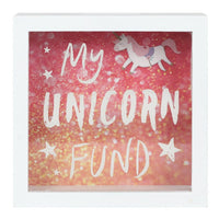 Unicorn Fund Money Box Image