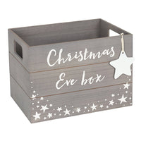 24 x 34cm Grey Christmas Eve Box Image