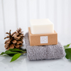 Best Natural Soap for Eczema - Towel + soap