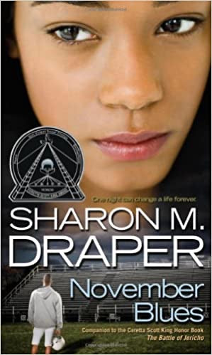 November Blues (The Jericho Trilogy Book 2) by Sharon M. Draper