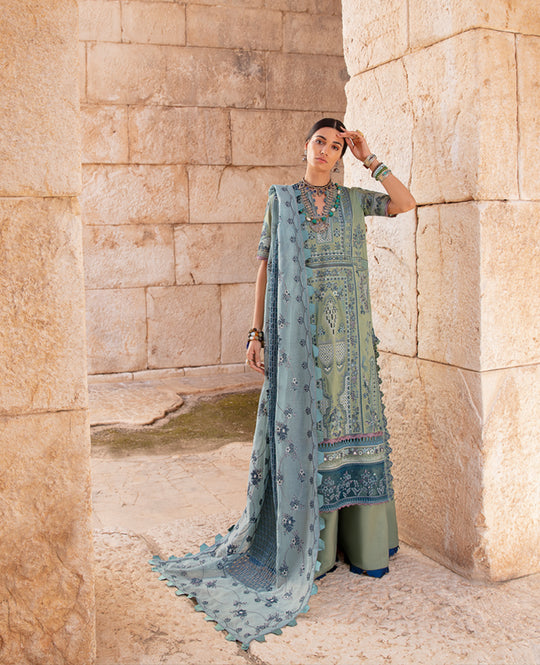 Republic Womens Wear D3-B Selene Luxury Lawn