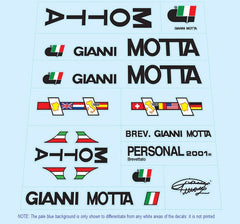 Gianni Motta Set 1