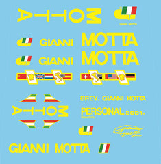 Gianni Motta Set 2