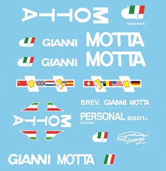 Gianni Motta Set 3