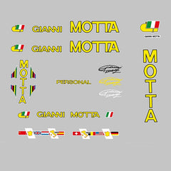 Gianni Motta Set 830