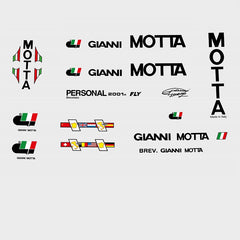 Gianni Motta Set 850