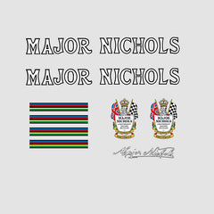 Major Nichols Set 305