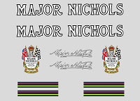 Major Nichols Set 315