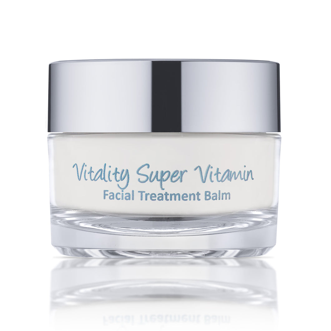 Vitality Super Vitamin Facial Treatment Balm - Vitamin Oil for face