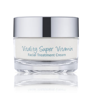 Vitality Super Vitamin Facial Cream - Vitamin Moisturizer
