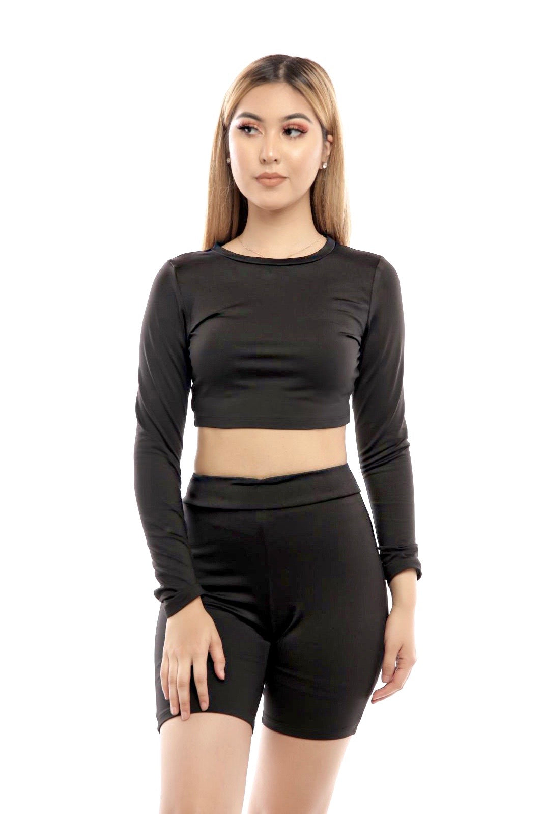 Miranda 2 Piece Set- Black