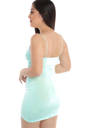 Kris Dress- Mint