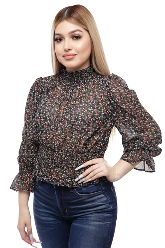 Karen Top- Black