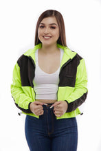 Load image into Gallery viewer, Riley Jacket- Neon Green