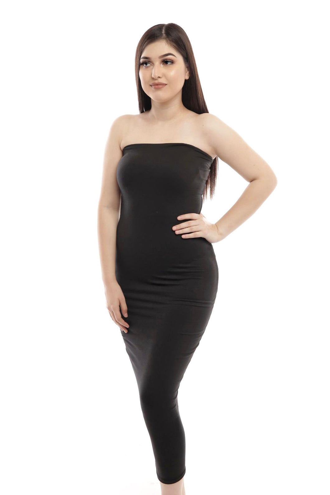 Cassie Dress- Black