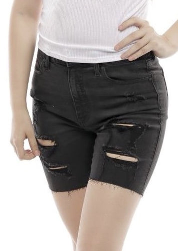 Kailey Shorts- Black