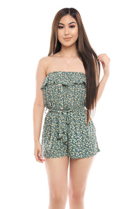 Nancy Romper- Sea Form
