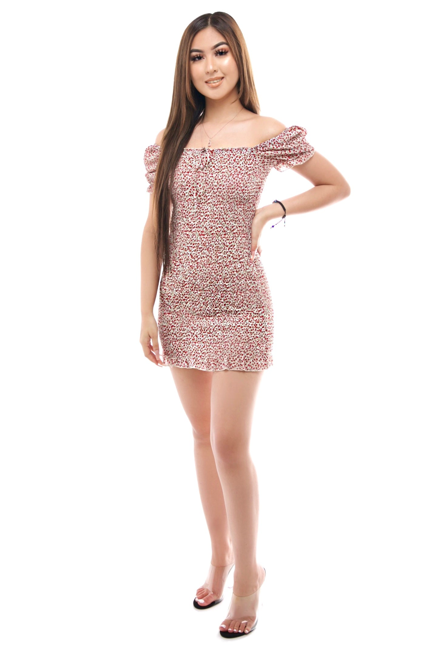 Valeria Dress- Cream