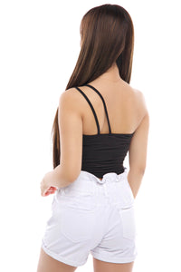Luna Top- Black