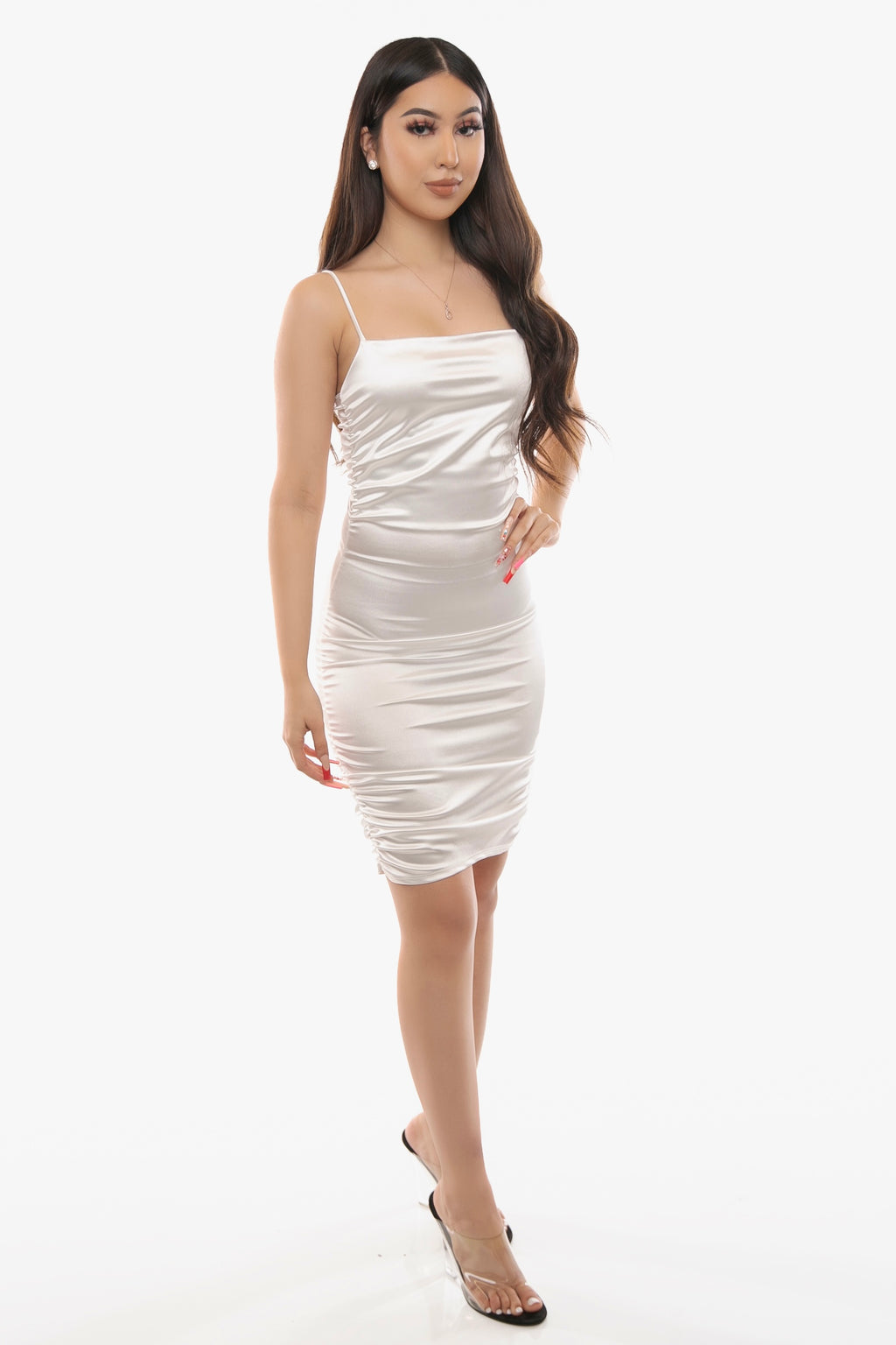 Marry Me Dress- White