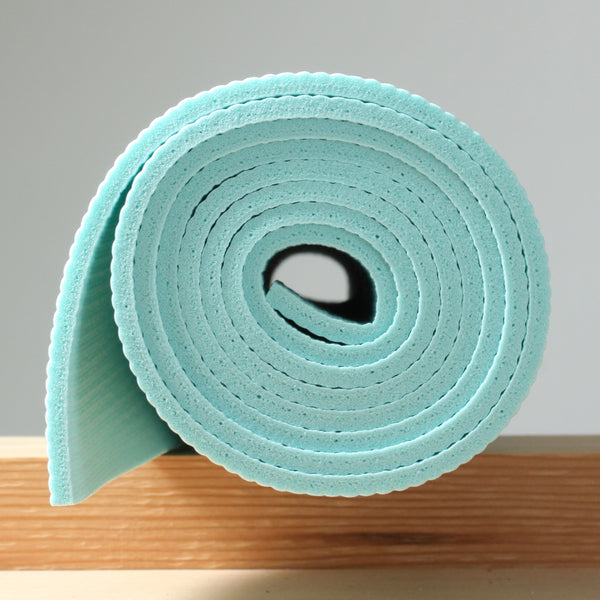 photo of Bonsaify Hummingbird Yoga Mat rolled-up