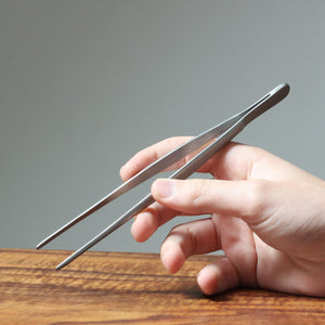 Photo of Basic Bonsai Tweezers held in hand