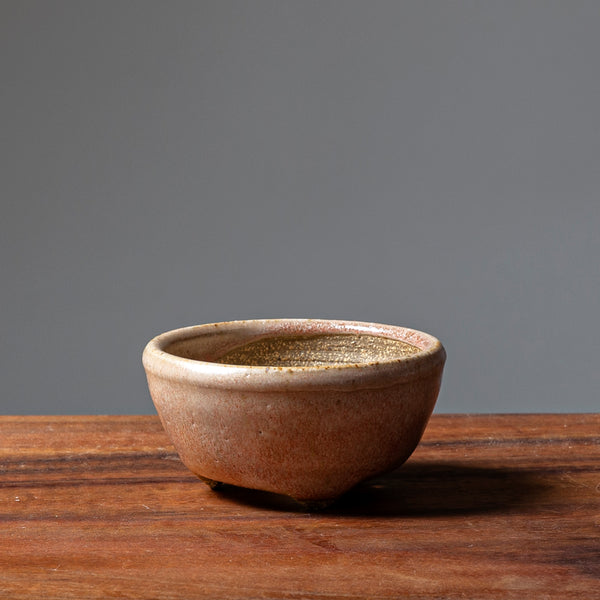 Arakawa Pale Rose Round Pot