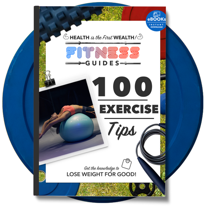 100 Exercise Tips Guide eBook