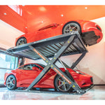 6,000lb Autostacker Collapsible Vehicle Parking Lift