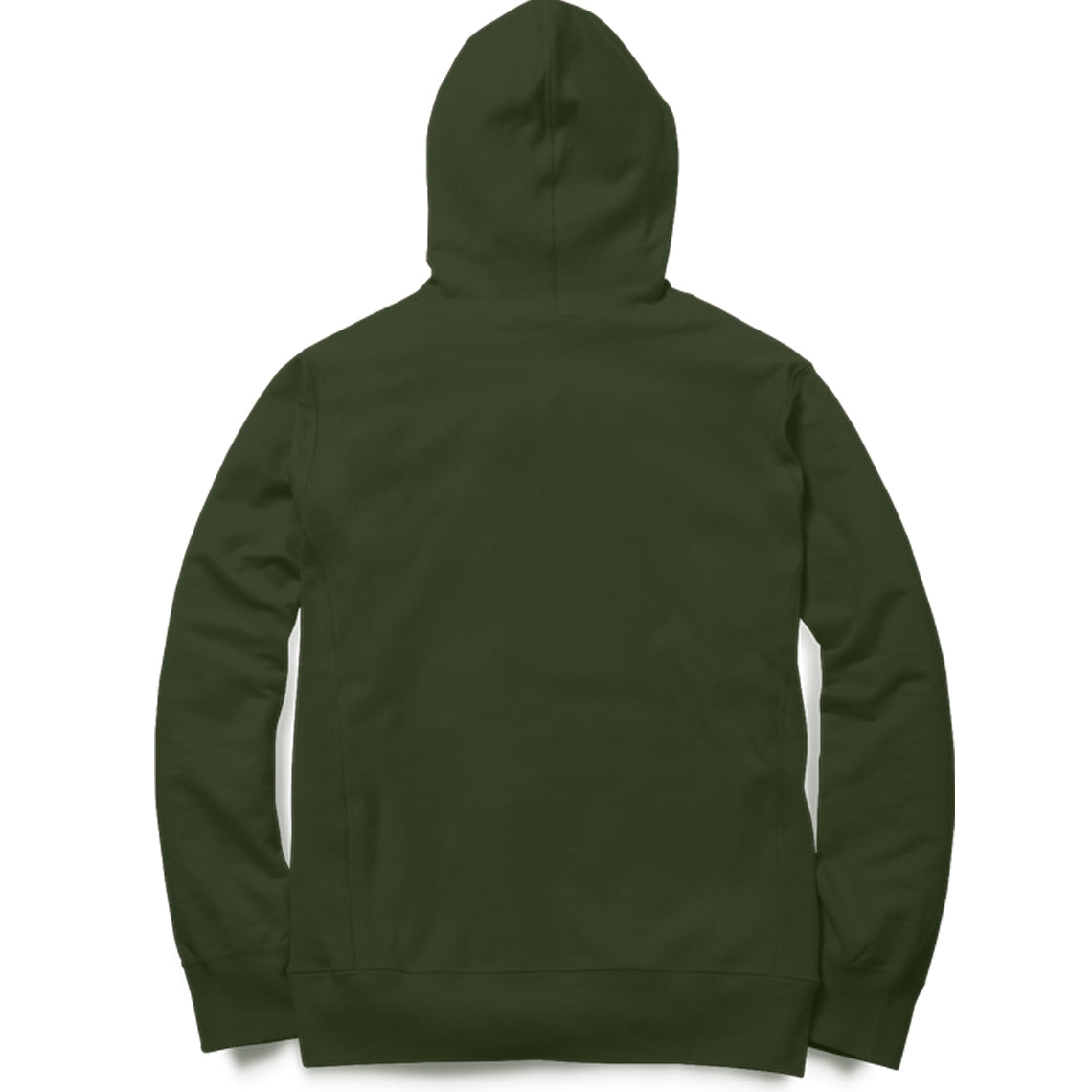 Baromin Hoodies - Bottle Green