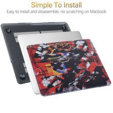 Load image into Gallery viewer, The Figurehead MacBook Plastic Hard Shell Case