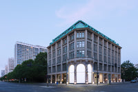 Image of Tuteur House with Galerie Thomas Schulte Corner Space at Leipziger Strasse corner to Charlottenstrasse