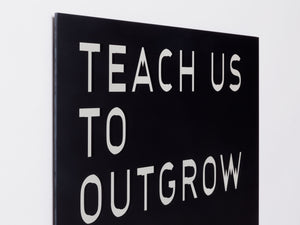 Alfredo Jaar: Teach us to Outgrow our Madness