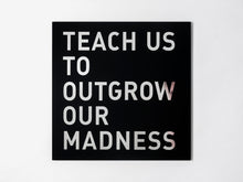 Load image into Gallery viewer, Alfredo Jaar: Teach us to Outgrow our Madness