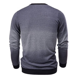 O-Neck Pull Homme Cashmere Sweater