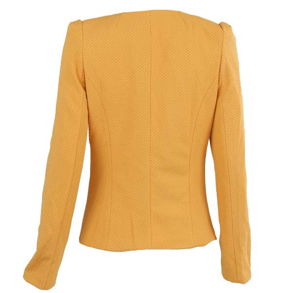 Long Sleeve One Button Suit Women Slim Blazer