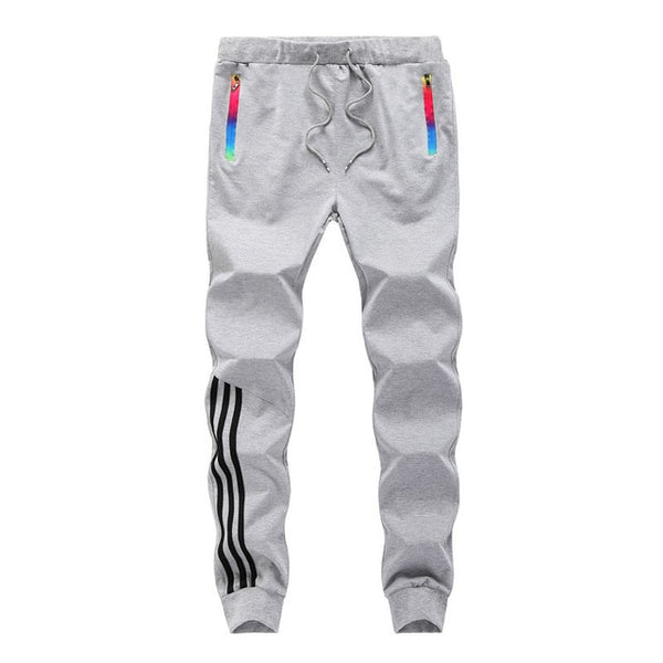 New Straight Man Fitness Long Sweatpants