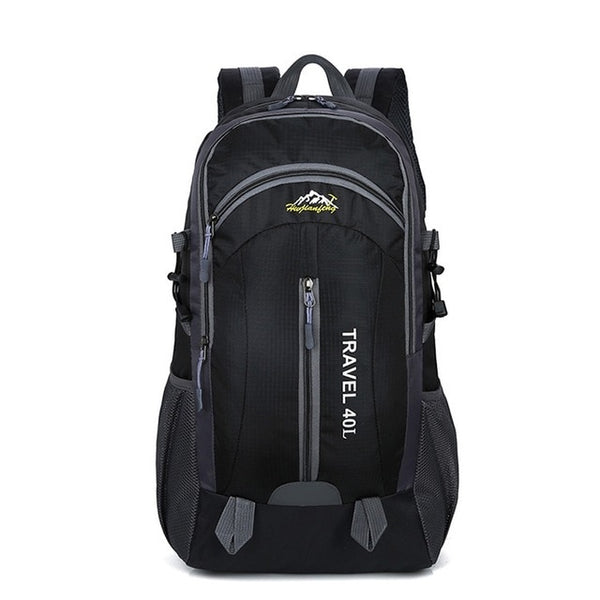USB Charging 40L Large Capacity Out Door Waterproof Casual Backpacks