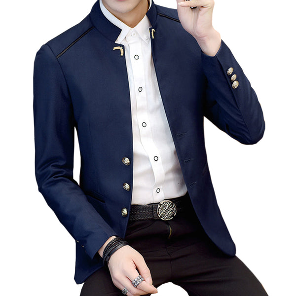 Full Sleeve Man Casual Blazer