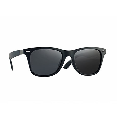 Driving Square Frame Polarized Sunglasses