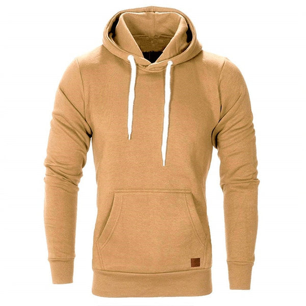Long Sleeve Autumn Spring Casual Hoodies