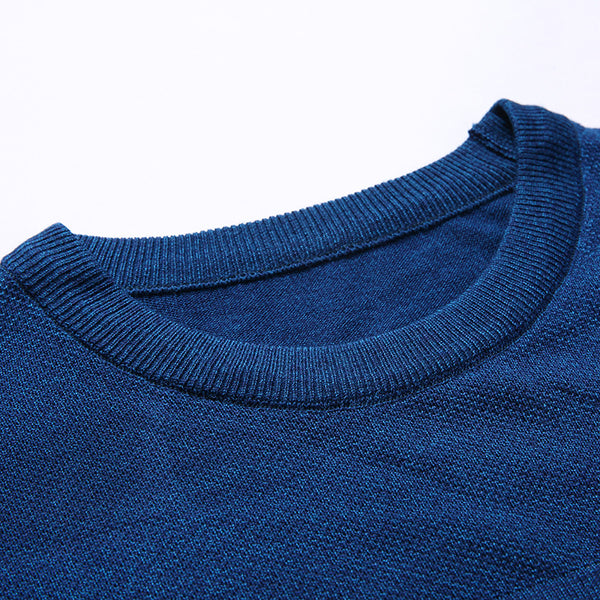 Pullover Sweater Men Knitted Jersey