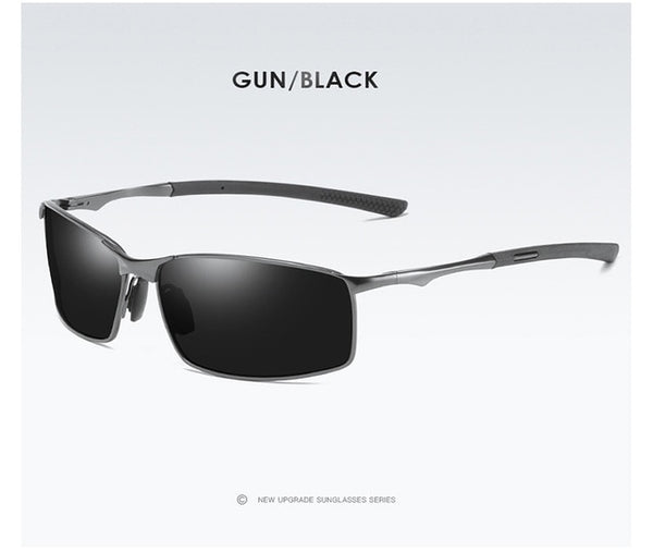 Outdoor Driving  Metal Frame Sunglasses