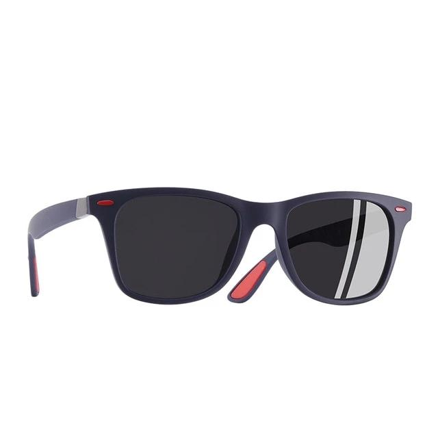 Ultralight Driving Square Style Polarized Sunglasses