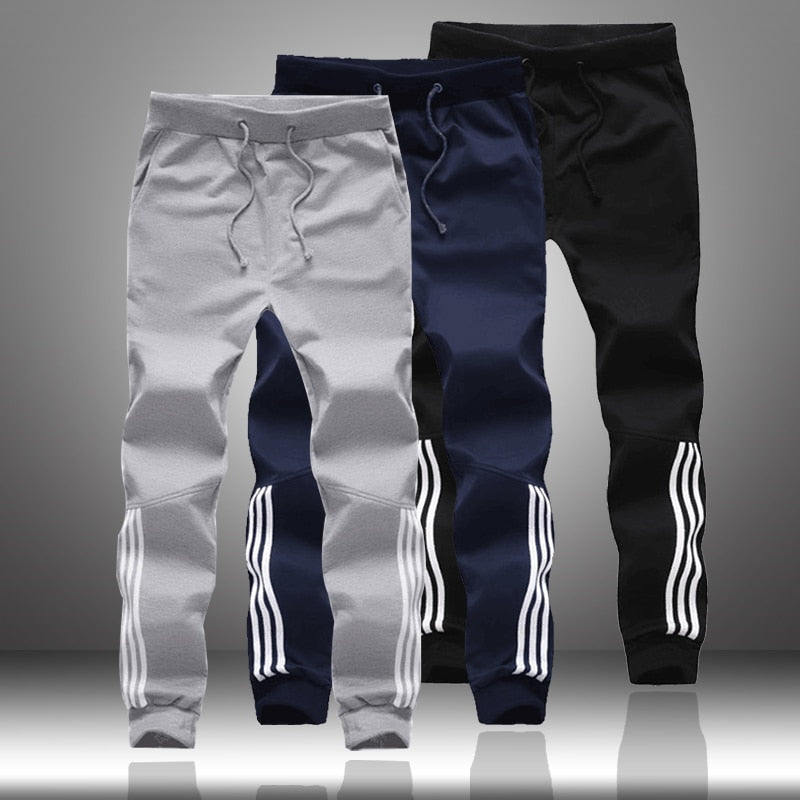 Slim Fitted Gyms Casual Sweatpants